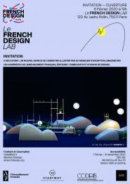 Accéder au contenu Réuverture  LE FRENCH DESIGN LAB